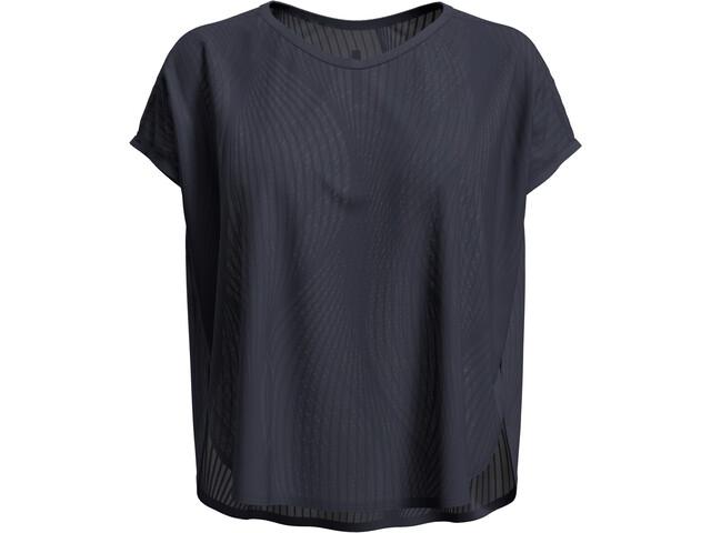 Odlo Maha Koszulka z dekoltem V Kobiety, odyssey gray